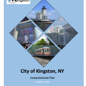 Click on the image to view the City of Kingston's DRAFT Comprehensive Plan. Public comments are now being accepted!