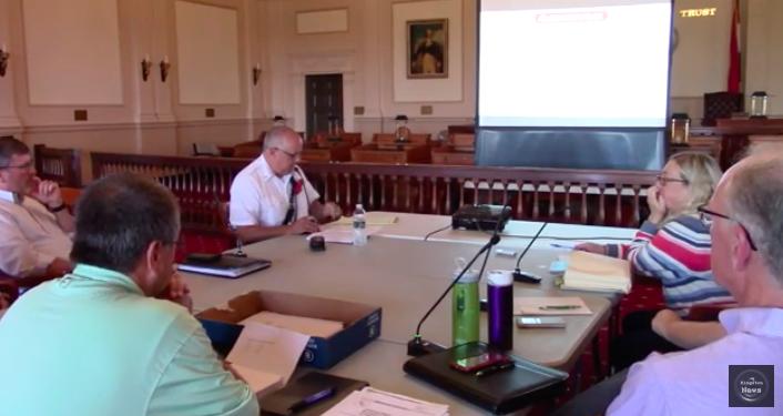 VIDEO: Kingston Planning Board Special Kingstonian Project Meeting 9/11/19