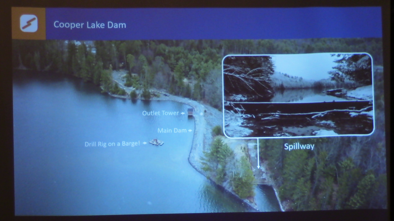 VIDEO: City of Kingston Water Department Host Public Information Session on Dam Project.