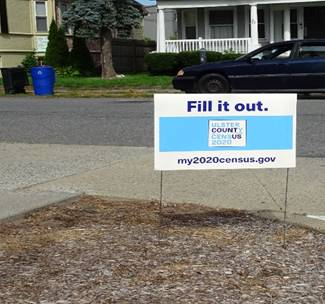 Census 2020 Self Response Rate low in Kingston.  Here's how you can help before 9/30 and why we need you.